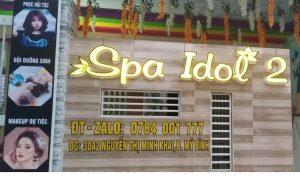 Massage spa idol 2 Ninh Thuận