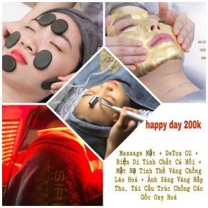 dịch vụ massage tại Siren Spa Phan Rang