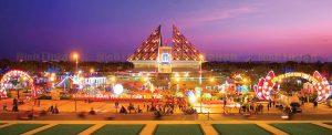 bảo tàng Ninh Thuận về đêm