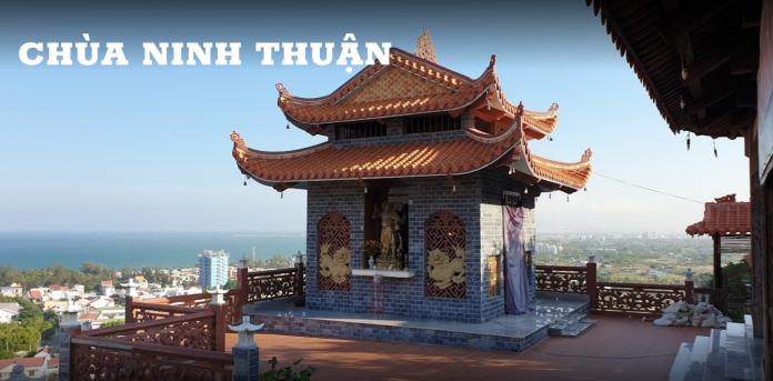 chùa Ninh Thuận