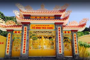 chùa Trà Cang
