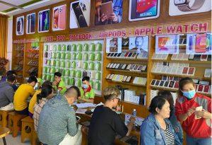 cửa hàng điện thoại Toàn Tâm Phan Rang