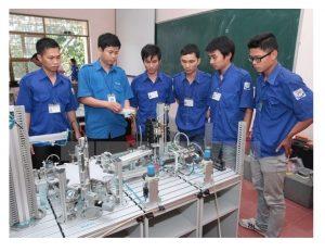 đào tại nghề Ninh Thuận