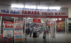 nhà sách Fahasa Phan Rang