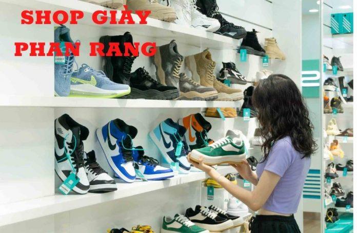 shop giày Phan Rang