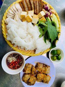 Bún Đậu Mắm Tôm Hùng Vương Ninh Thuận