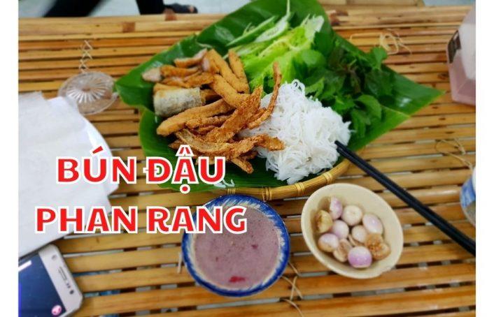 bún đậu Phan Rang