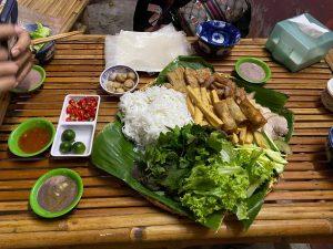 Quán Bún Đậu Măm Tôm Ngõ 85 Ninh Thuận