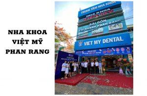 nha khoa Việt Mỹ Phan Rang