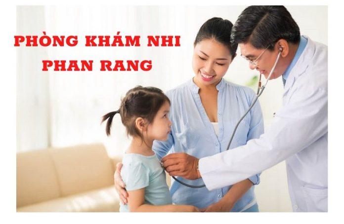 phòng khám nhi Phan Rang